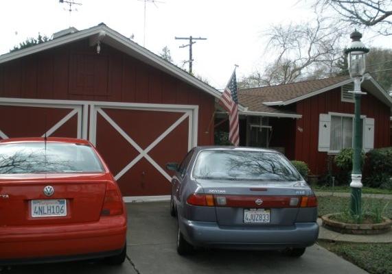Barn Style Garage Doors